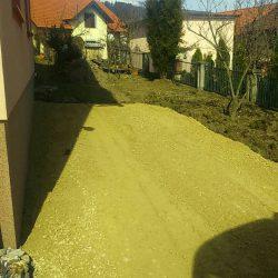 Uređenje dvorišta i prometnica - Prijevoz i iskopi Krištić